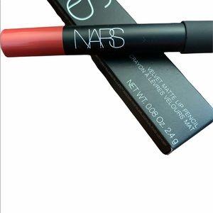 NIB NARS Velvet Matte Lip Pencil Dolce Vita